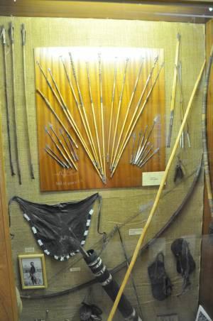 Dokumentacja starych czasów łowieckiej kultury Buszmenów
