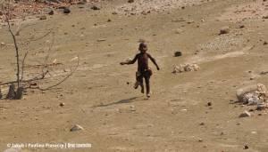 Dziecko Himba