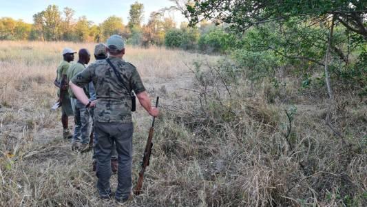 Zimbabwe czekało na myśliwych