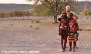 Niezamężna Himba