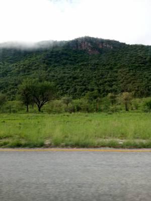 Pasmo Otavi – najstarsze góry świata