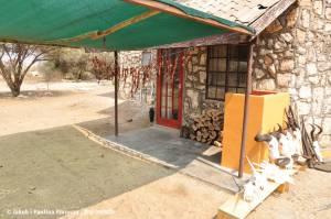 Afrykański dom