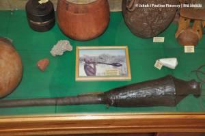 Zbiory muzeum w Tsumeb