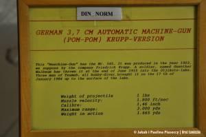 Niemiecki karabin maszynowy - dane techniczne
