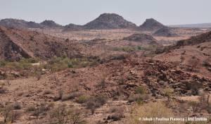 Krajobraz Damaralandu