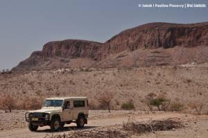 Land Rover na końcu świata
