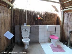 Toaleta męsko-damska