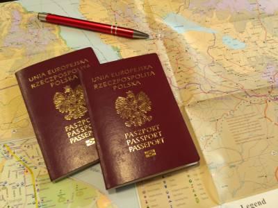 Paszporty są już w naszych rękach
