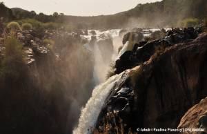 Wodospady Epupa