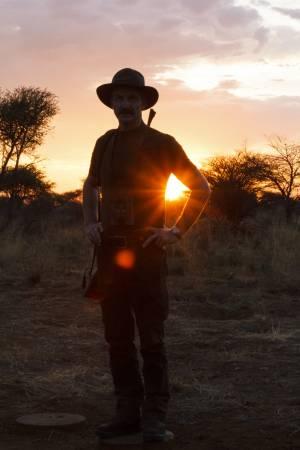 Wschód słońca. Ruszamy na polowanie